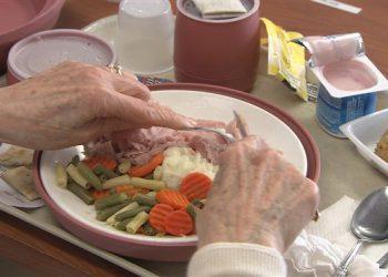 правильное питание в доме престарелых
